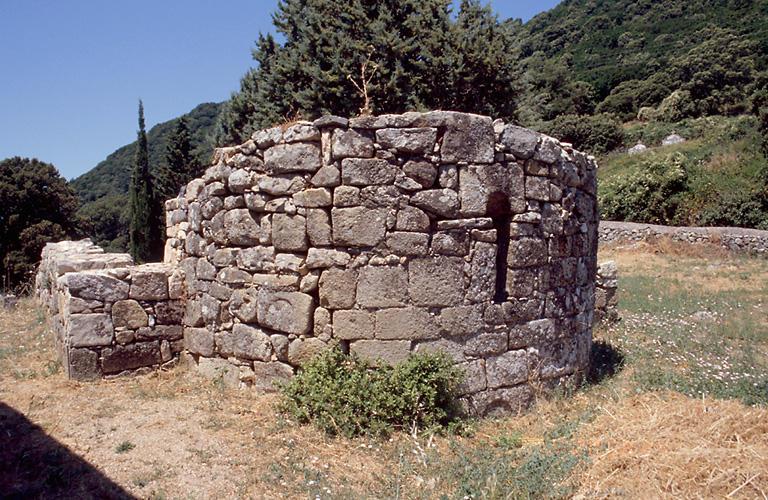 Ruines de la chapelle Santa Maria Assunta